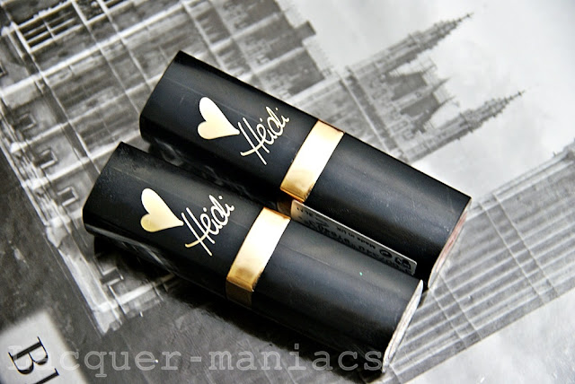 Szminki Astor by Heidi Klum - Heidi Color Last VIP Lipstick Collection