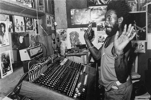 Lee Scratch Perry The King of Dub Reggae