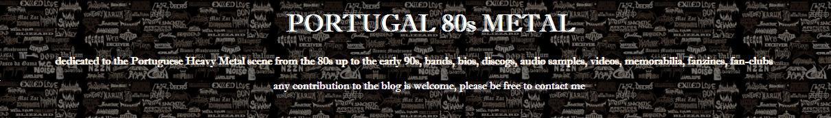 Portugal 80s Metal