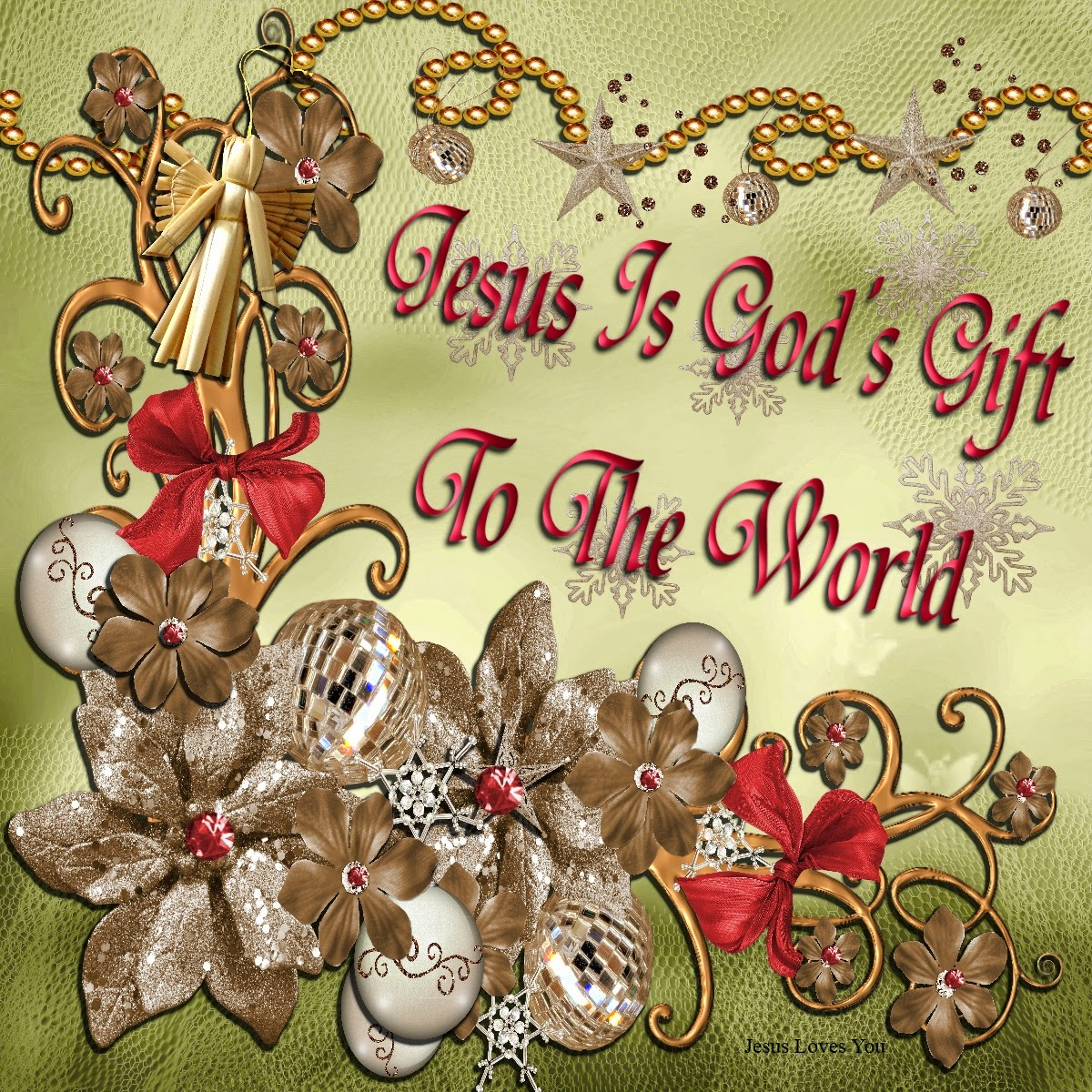 Christian Images In My Treasure Box: Christmas Quotes