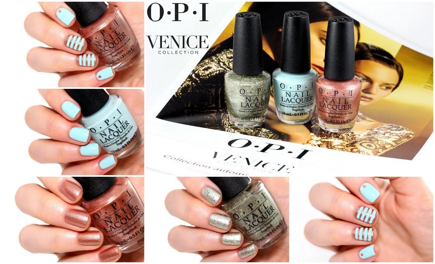 OPI Venice Collection - Nailderella