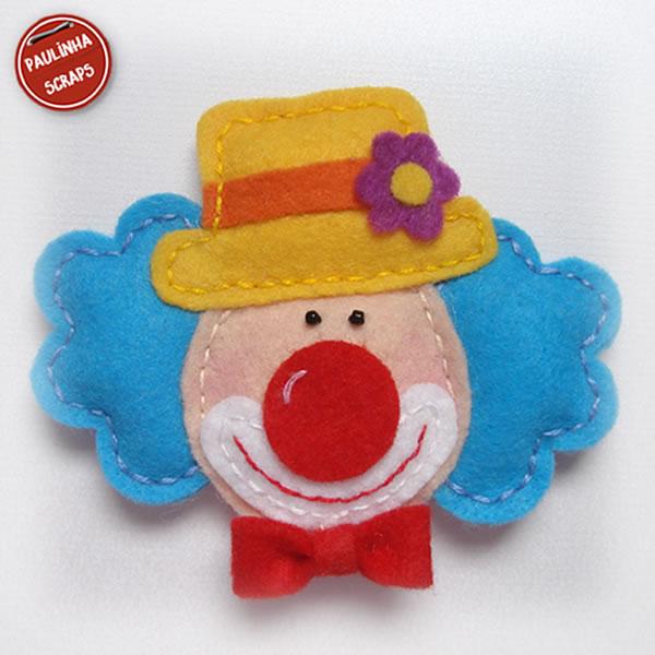 Festa da Julinha - Circo - Me aventurando com Feltro Palha%25C3%25A7o+12