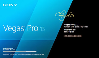 Sony Vegas Pro 13 Crack With Serial Key Full Version Free Download