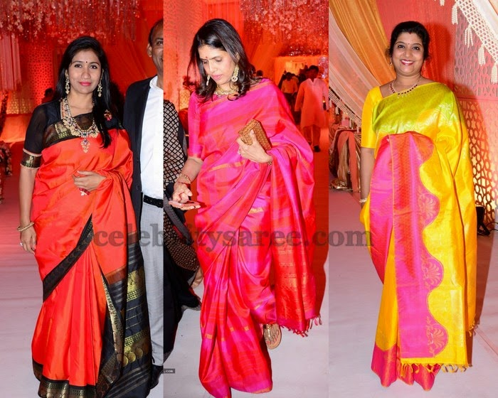 Colorful Soft Silk Sarees