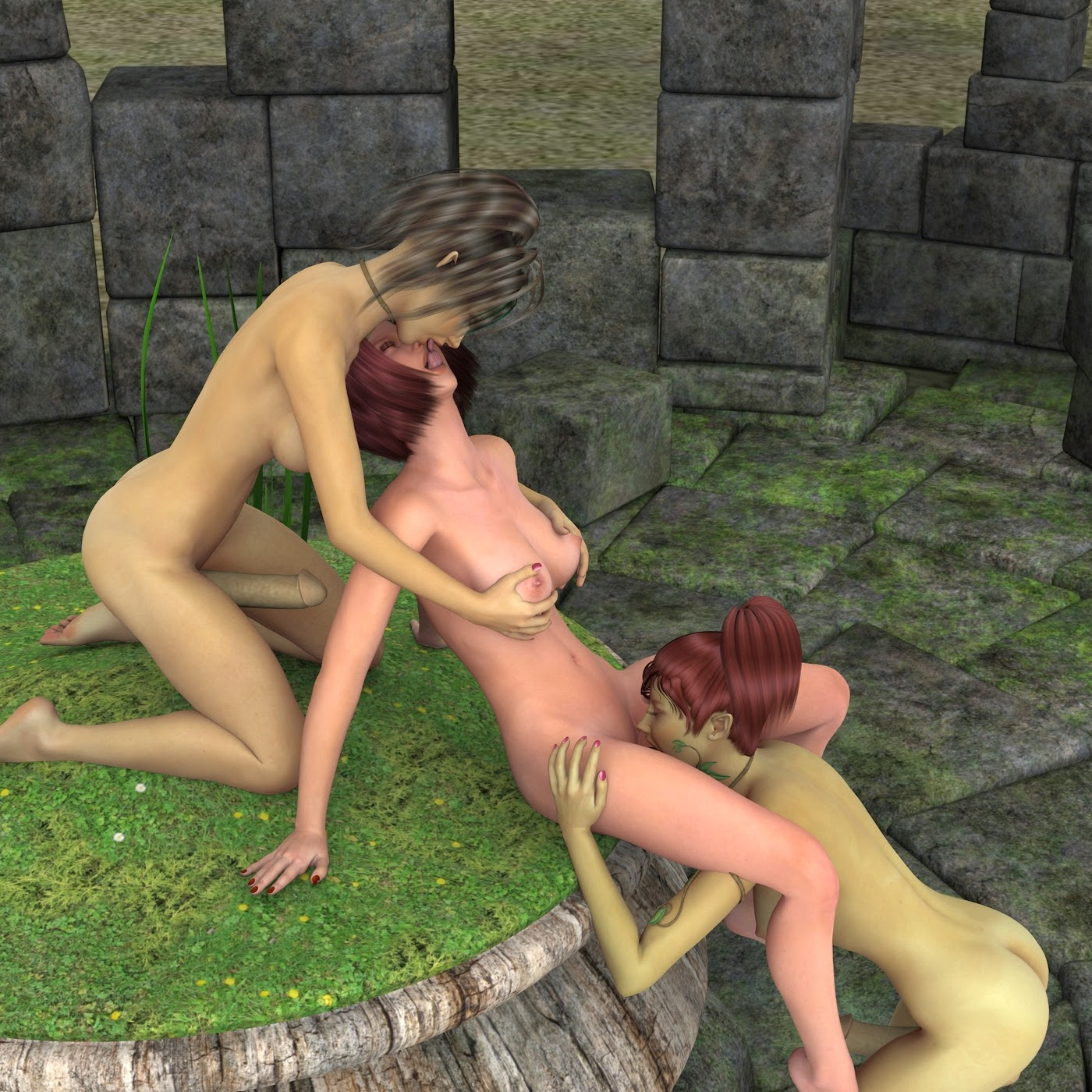 Baldur's gate nude skin fucked videos