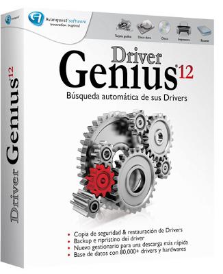 Resuelve El Problema De Los Drivers Driver+Genius+12