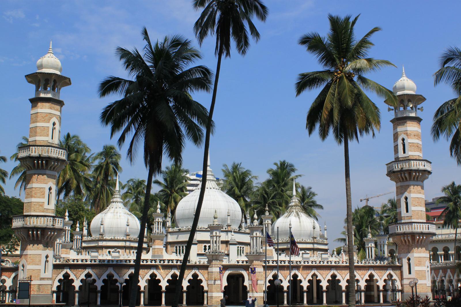 Masjid Jamek - Kuala Lumpur