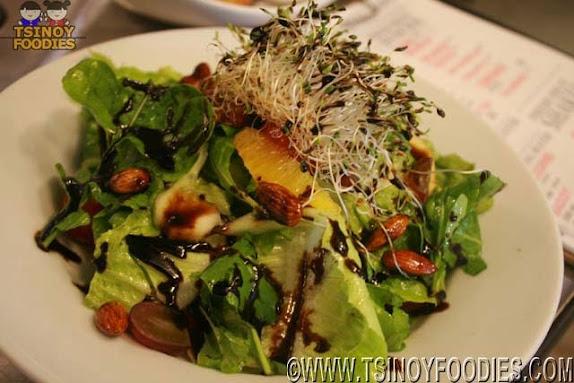 recess salad