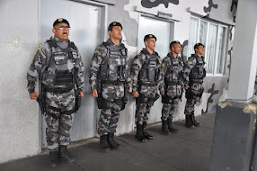 MILITARES DO CHOQUE