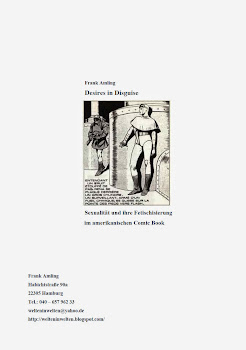 Desires in Disguise. Sexualität und ihre Fetischisierung im amerikanischen Comic Book (2008)