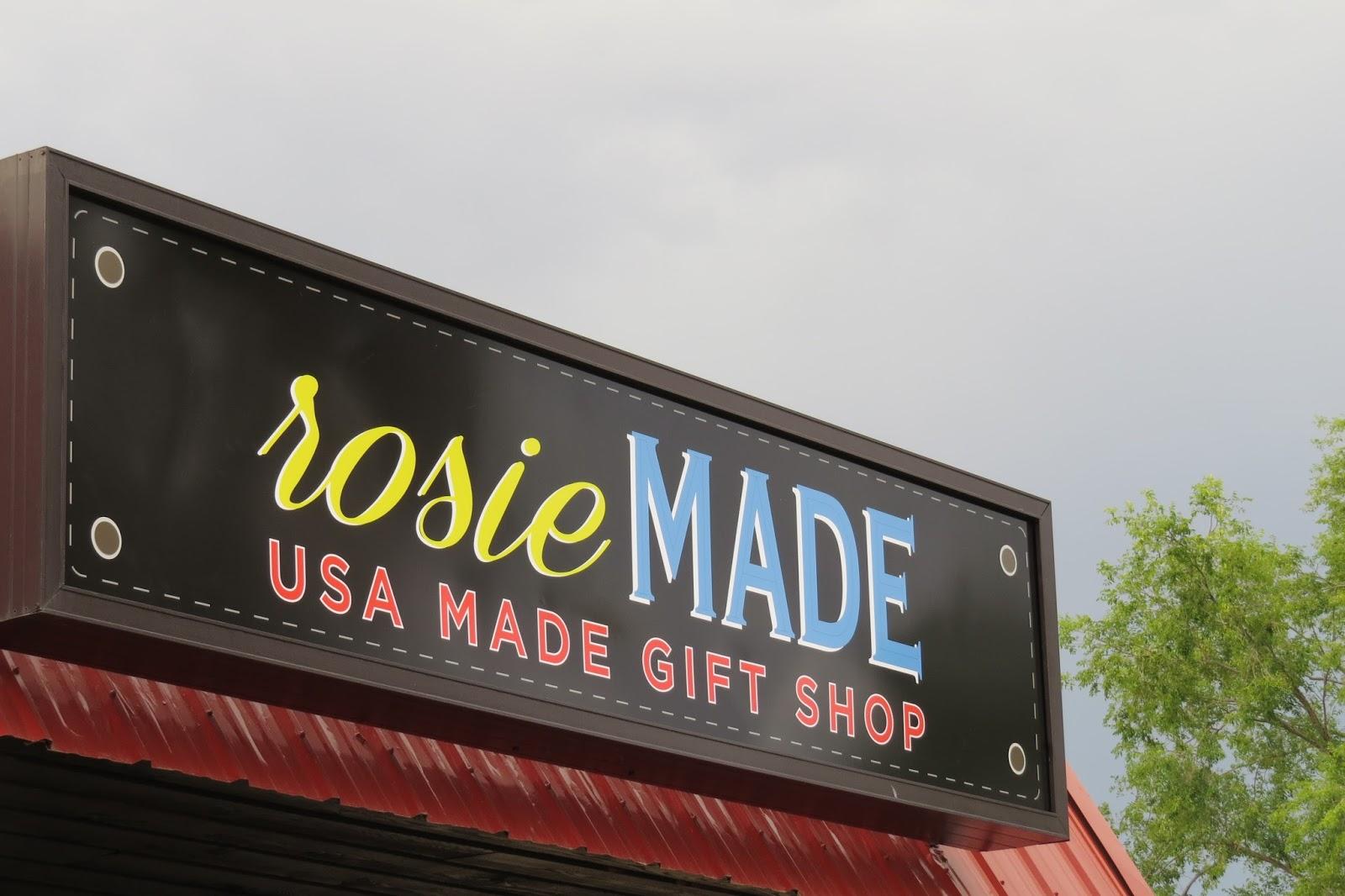 rosieMADE Boise Idaho