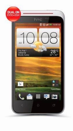 Review, Spesifikasi dan Update Harga Terbaru Smartfren HTC Desire XC Smartphone Android