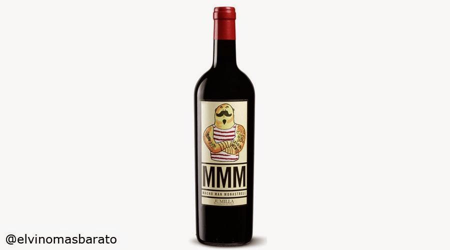 Comprar  el vino tinto MMM Macho Man Monastrell de la DO Jumilla
