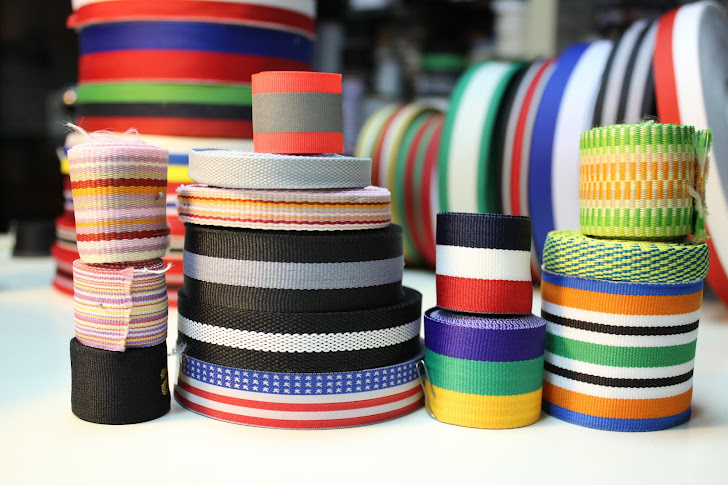 Webbing tape Manufacturer and supplier -Fu Jyi Lin Webbing
