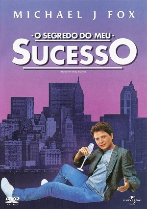 O Segredo do Meu Sucesso Filmes Torrent Download capa