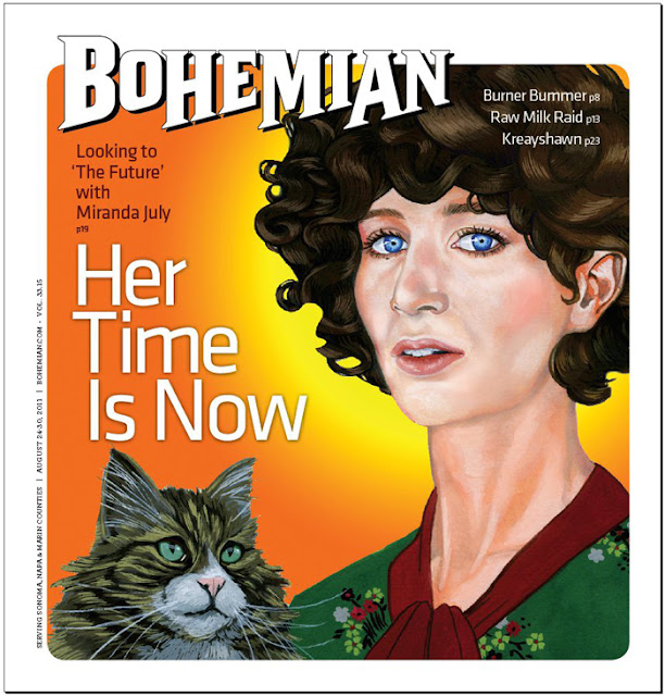 Miranda July, the Future, North Bay Bohemian