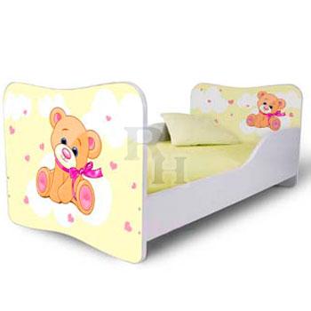 Kiságy, gyerekágy, ifjúsági ágy a fiús gyerekszobába