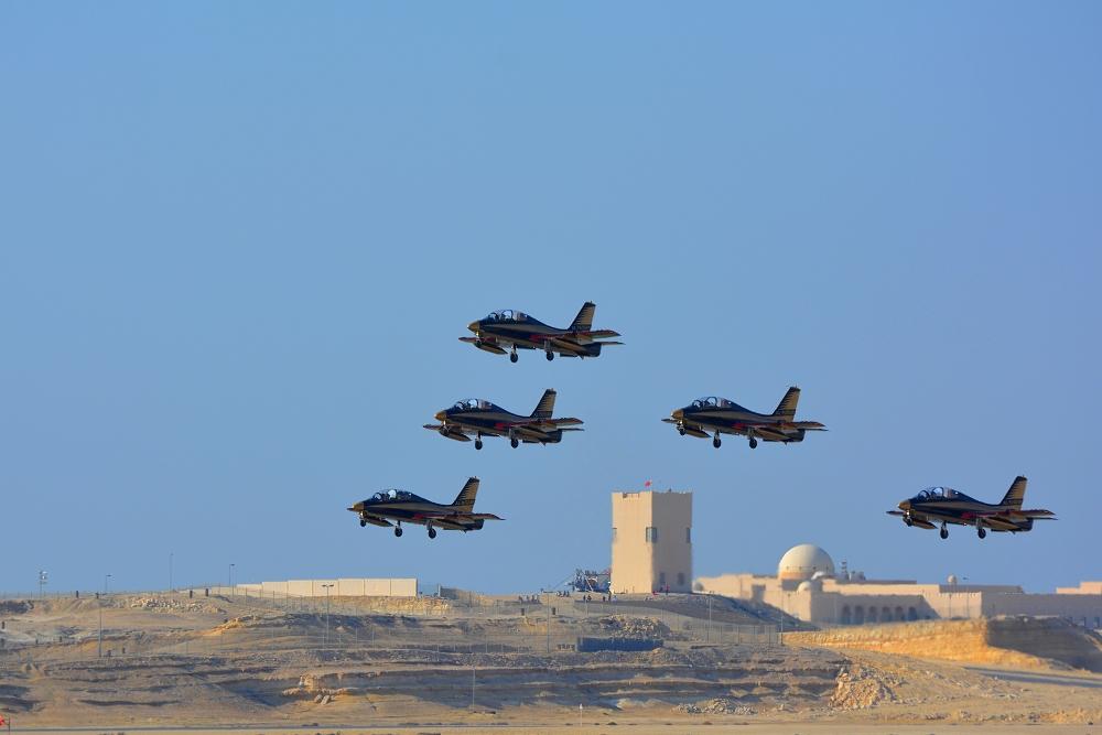 Air Show Bahrajn 2014 – czyli coś co uwielbiam