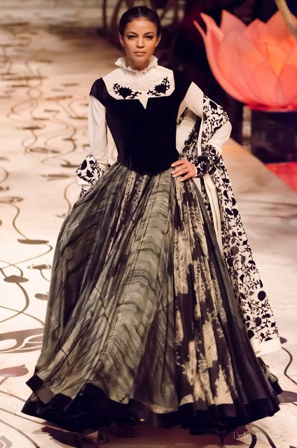 Rohit Bal At Indian Bridal Fashion Week 2013 Rohit Bal