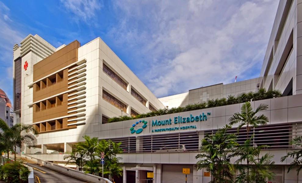 Hotel Dekat Rumah Sakit Mount Elizabeth