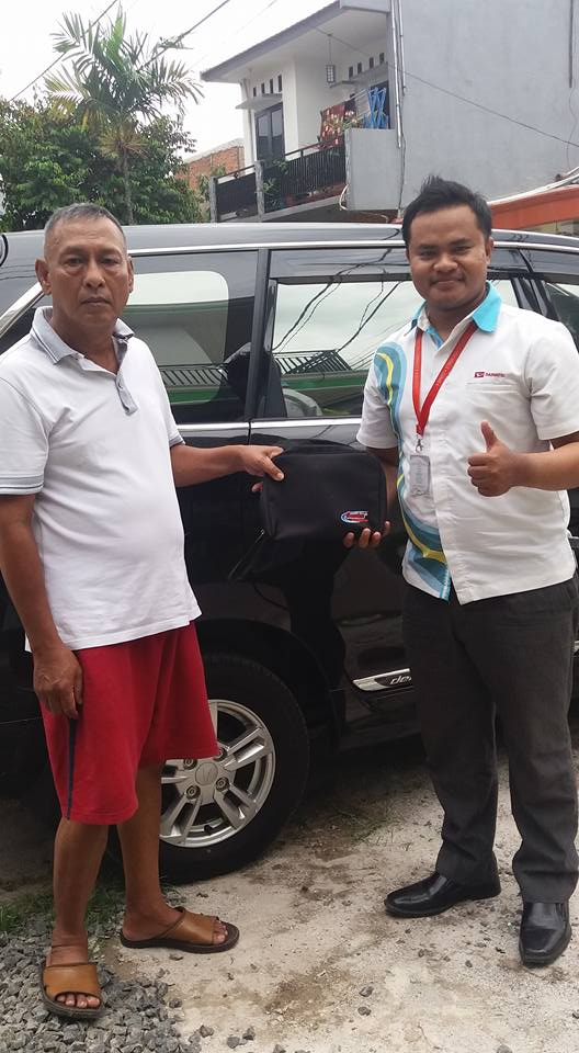 DELIVERY XENIA X MT DI CAKUNG