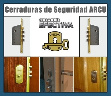 Servicio Técnico Cerraduras ARCU Barcelona