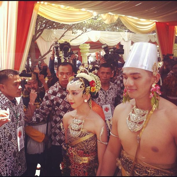 Foto Dan Video Pernikahan Kraton Jogja