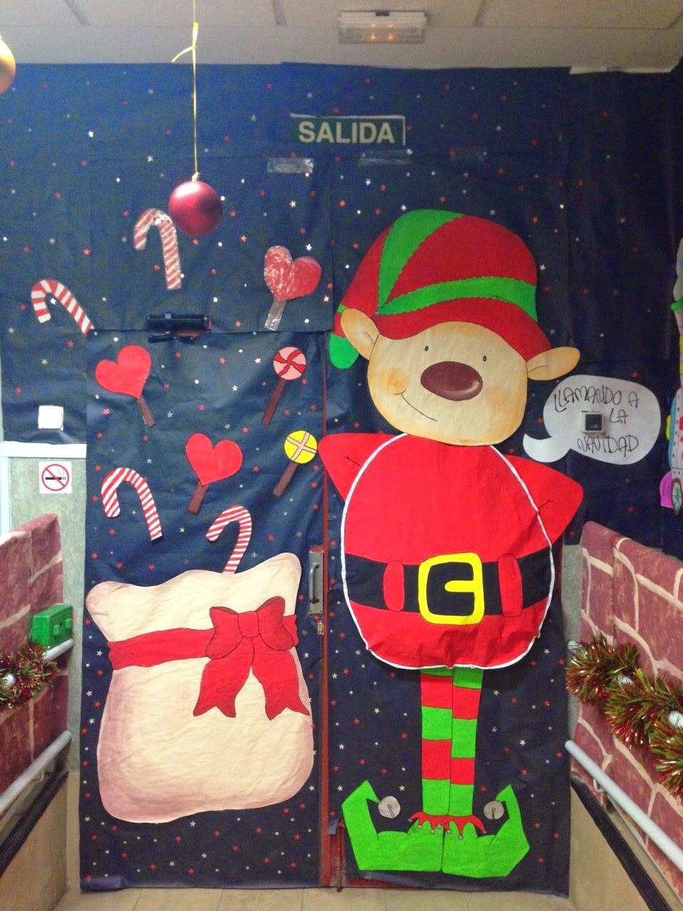 Ampa la guinda y se aproxima la navidad for Ideas decoracion navidad colegio