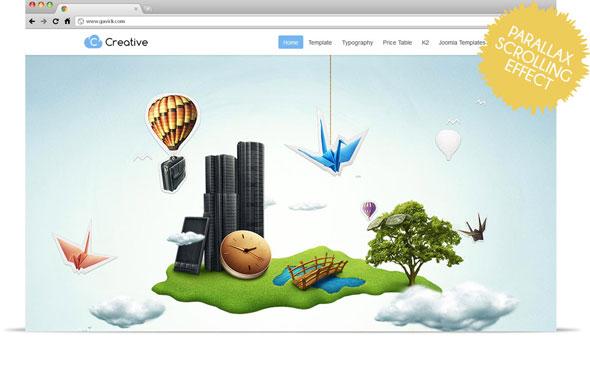 Template Premium Gratis | theme wordpress keren - template wordpress ...