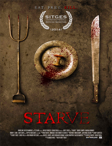Ver Starve (2014) Online