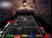 juegos musica rockstar hero