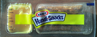 Laurel Likes it kraft handi snack reveiw