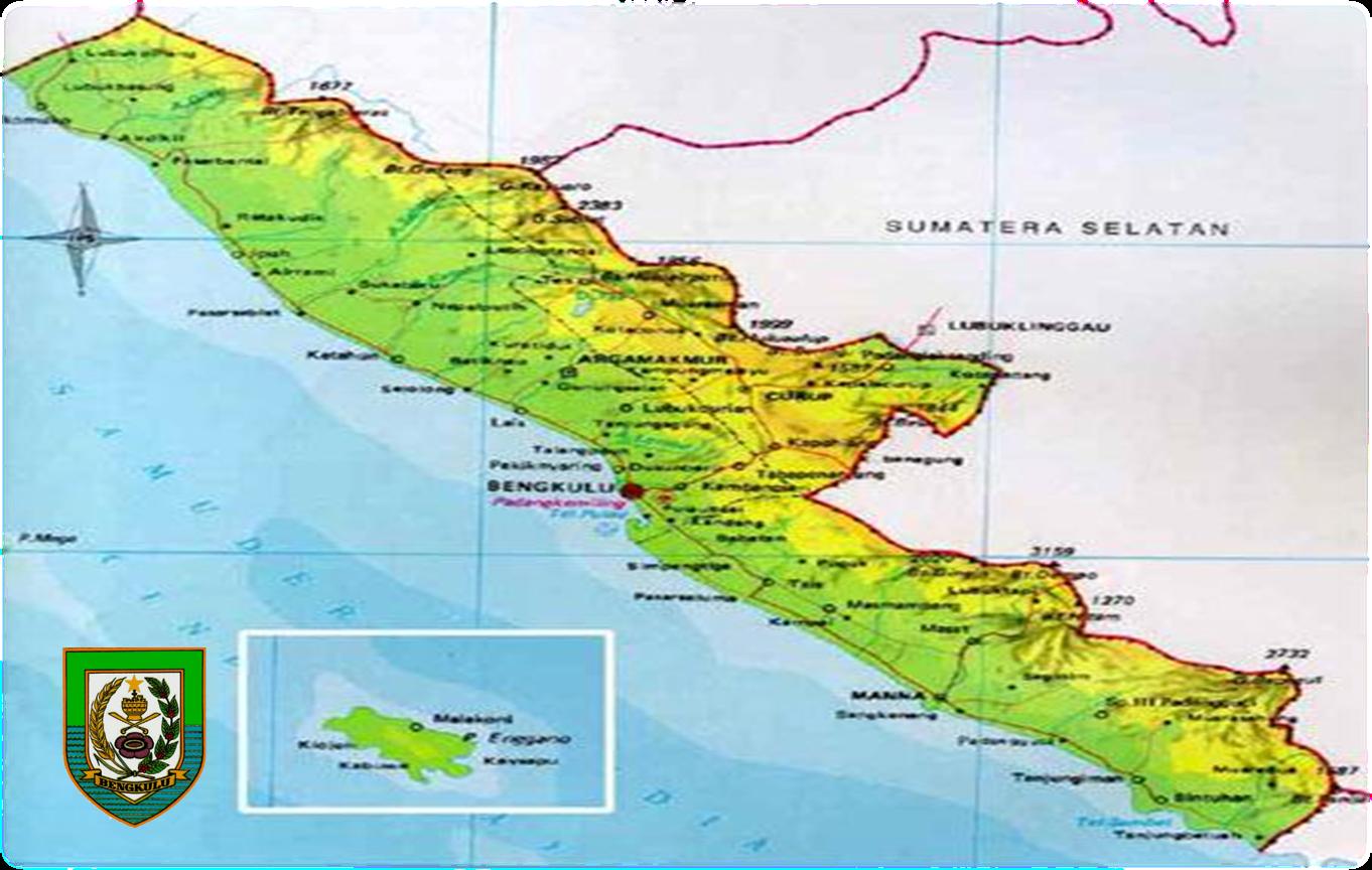 Anando Kun Sejarah Dan Profil Provinsi Bengkulu