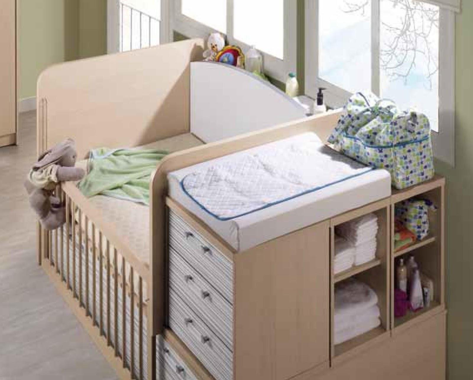 Cunas Modernas Para Bebes. Cunas Blancas Para Bebes Nias With Cunas ...