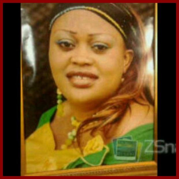 ... casandra gabriel aka sisi carol of nigerian tv series facetoface