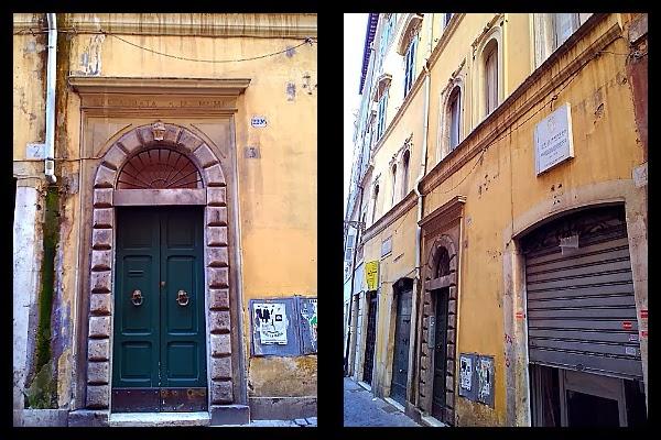 Dom Carlo Maderno w Rzymie