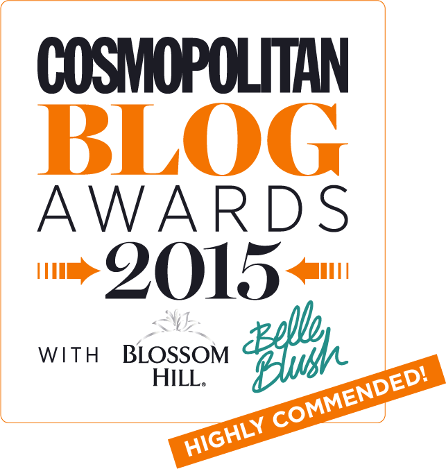 AWARD-WINNING FASHION BLOG