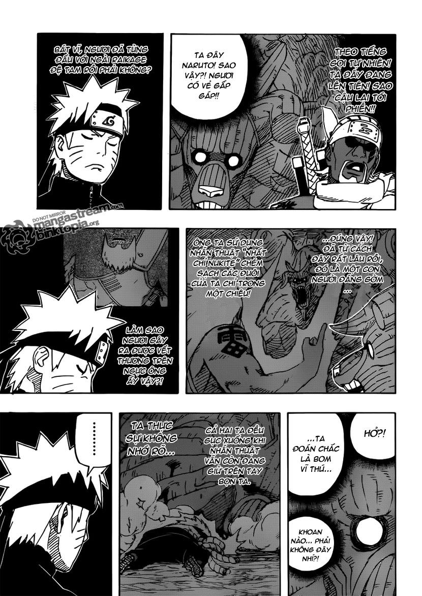 Naruto - Chapter 555 - Pic 9