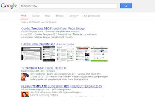menjadikan blog rangking 1 google