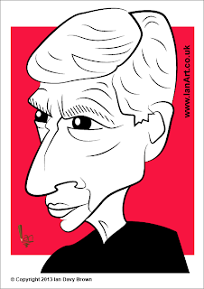 Arsene Wenger by Ian Davy Brown