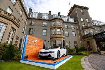 Partenierat BMW la Ryder Cup