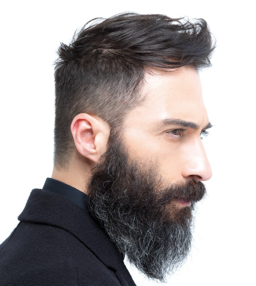 Classic hairstyles for men thick hair