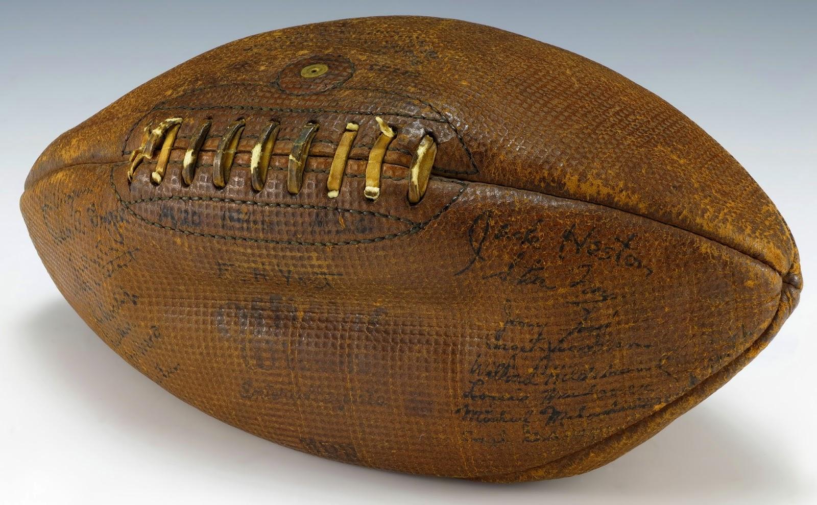 old AFL footbal