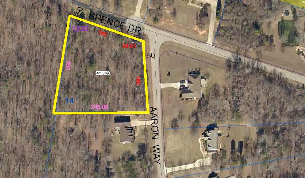 Aaron Way, Salisbury NC 28144 ~ 1.15 Acres ~ $27,500