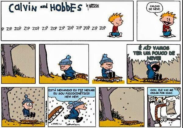 quadrinhos, Calvin & Haroldo, Bill Watterson