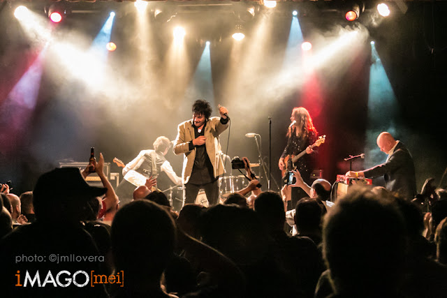 Diamond Dogs a Music Hall de Barcelona