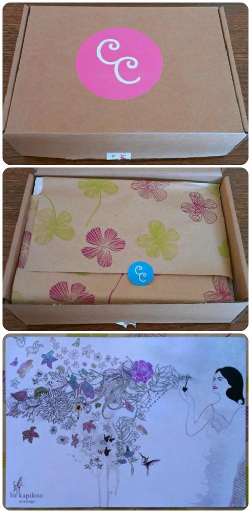 craftypainter: Crafty Creatives Box 1