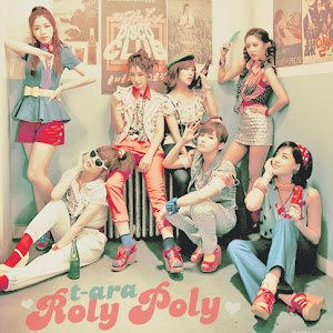 [VID] T-Ara Perform Roly Poly di Hope Concert 2011