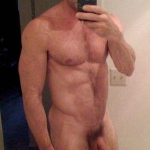 nude normal men