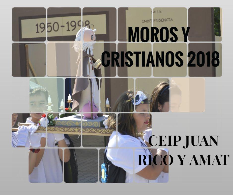 FOTOGRAFÍAS MOROS Y CRISTIANOS 2018